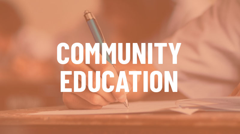 Community Education